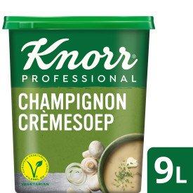 Knorr Champignon Crèmesoep 900 g -