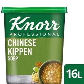 Knorr Chinese Kippensoep 1.2 kg -