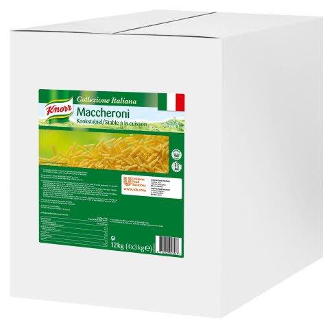 Knorr Collezione Italiana Deegwaren Maccheroni