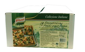 Knorr Collezione Italiana Pizzabodems Rechthoekig