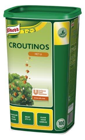 Knorr Croutinos Salade Croûtons met Ui