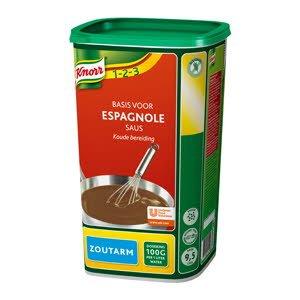 Knorr Espagnolesaus zoutarm