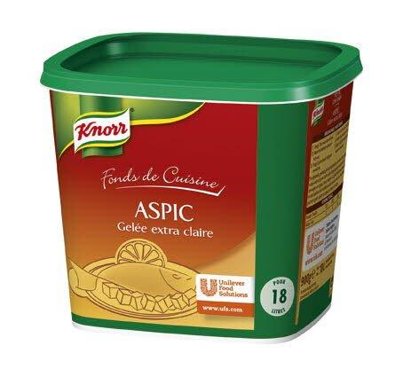 Knorr Fonds de Cuisine Aspic Helder