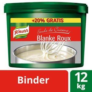 Knorr Fonds de Cuisine Blanke Roux 10 kg + 2 kg GRATIS