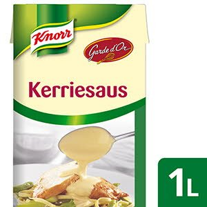 Knorr Garde d'Or Currysaus
