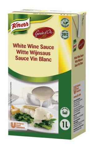 Knorr Garde d'Or Witte Wijnsaus