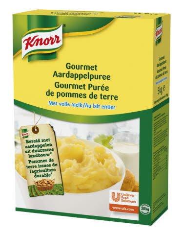 Knorr Gourmet Aardappelpuree