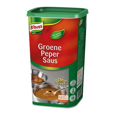 Knorr Groene Peper Saus  -