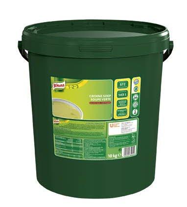 Knorr Groene Soep