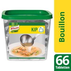 Knorr Kippenbouillon 66 Tabletten