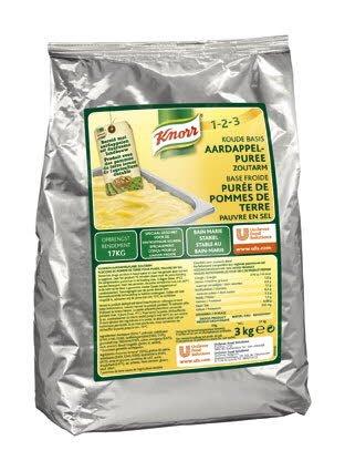 Knorr Koude Basis Aardappelpuree Zoutarm -