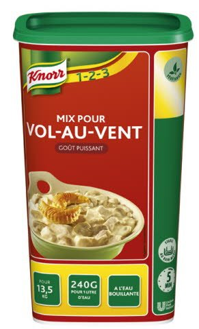 Knorr Mix voor Vol-au-Vent