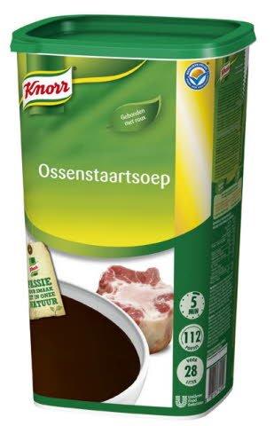 Knorr Ossenstaartsoep