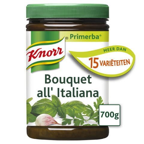 Knorr Primerba Bouquet all' Italiana
