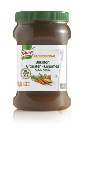 Knorr Professional Bouillon Groenten Gelei