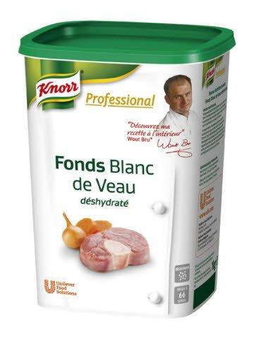 Knorr Professional Droge Fonds Blanke kalfsfond -