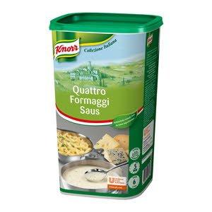 Knorr Quattro Formaggi Saus