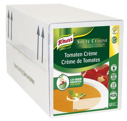 Knorr Soupe Cuisine Tomaten Crème