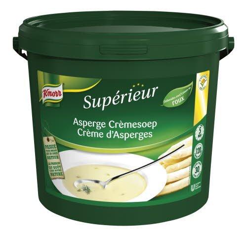 Knorr Supérieur Asperge Crèmesoep