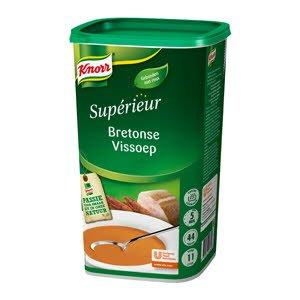 Knorr Supérieur Bretonse Vissoep