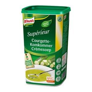 Knorr Supérieur Courgette-Komkommer Crèmesoep