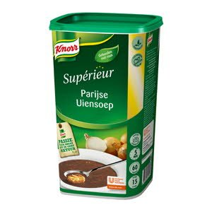 Knorr Supérieur Parijse Uiensoep