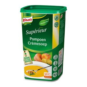 Knorr Supérieur Pompoen Crèmesoep