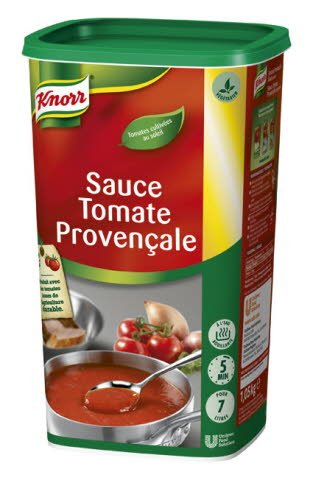 Knorr Tomaat Provençaalse Saus