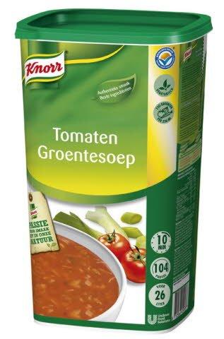 Knorr Tomaten groentesoep