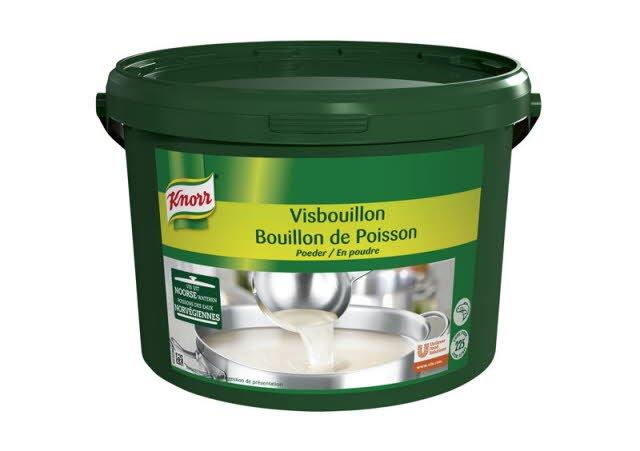 Knorr Visbouillon Poeder
