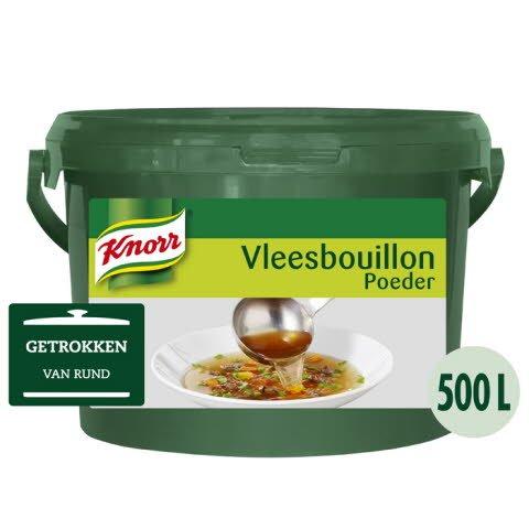 Knorr Vleesbouillon Poeder