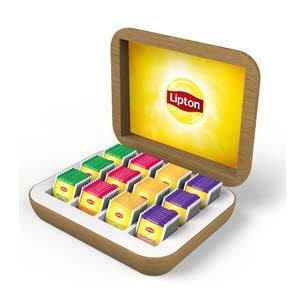 Lipton Everyday Theekist 12 vakken