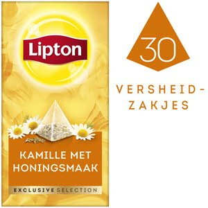 Lipton Exclusive Selection Camomile & Honey Flavour