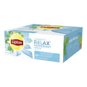 Lipton Feel Good Selection Pepermunt -
