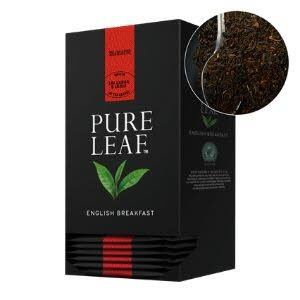 Pure Leaf English Breakfast BIO - 25 zakjes -