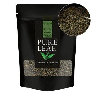 Pure Leaf Green Gunpowder - Losse thee -