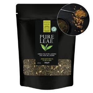 Pure Leaf Green Tea Jasmine - Losse thee -