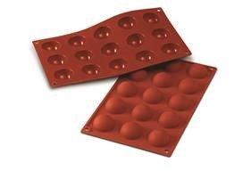 Silicone bakvormen voor fingerfood -