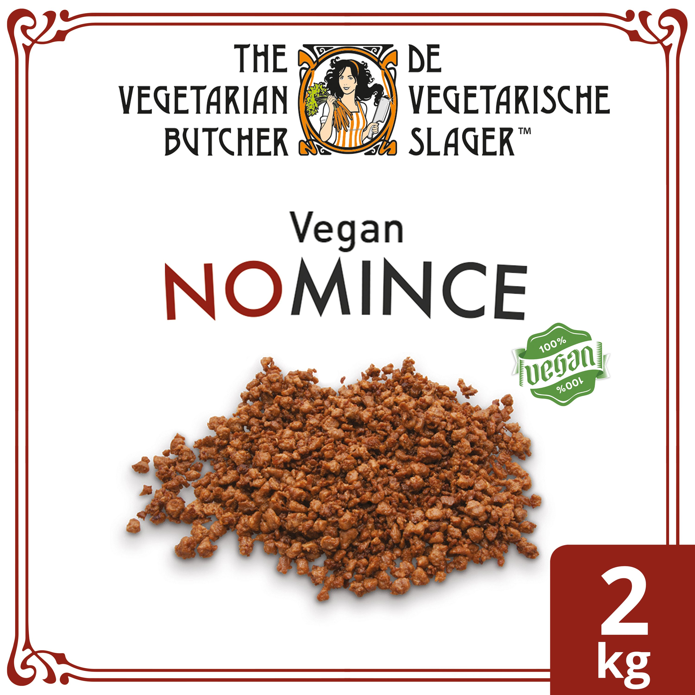 The Vegetarian Butcher NoMince 2 kg - Veganistisch gehakt, gemaakt van de beste ingrediënten