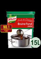 Knorr Fonds de Cuisine Bruine Fond