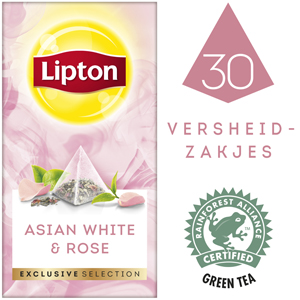 Lipton Exclusive Selection Asian White and Rose