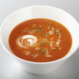 Portugese tomatensoep