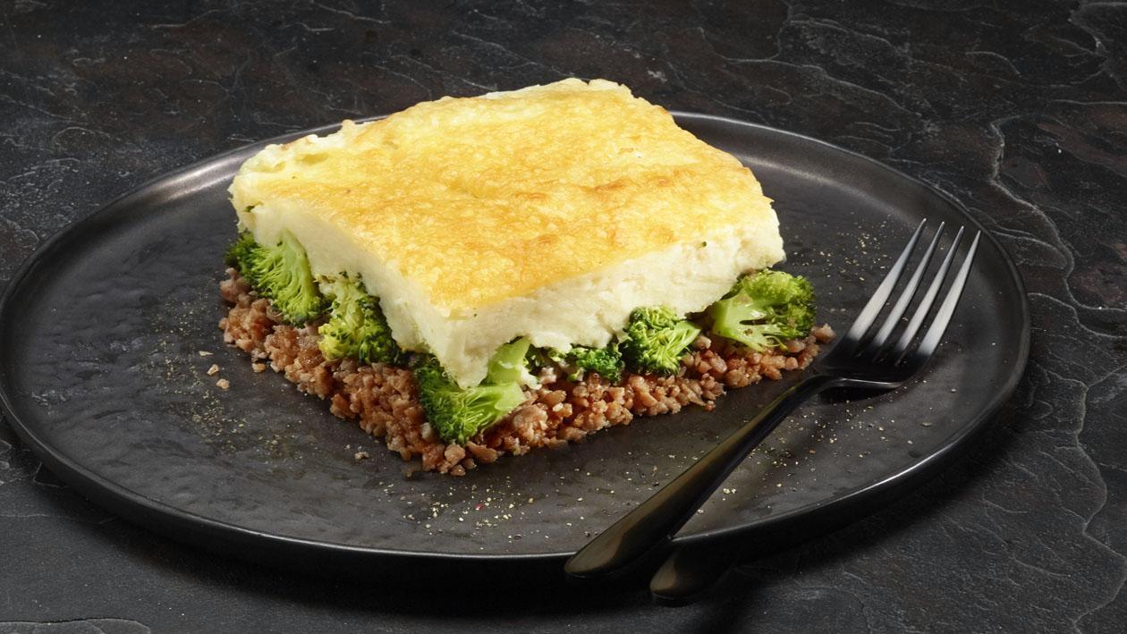 Broccoli-gehaktschotel – Recept