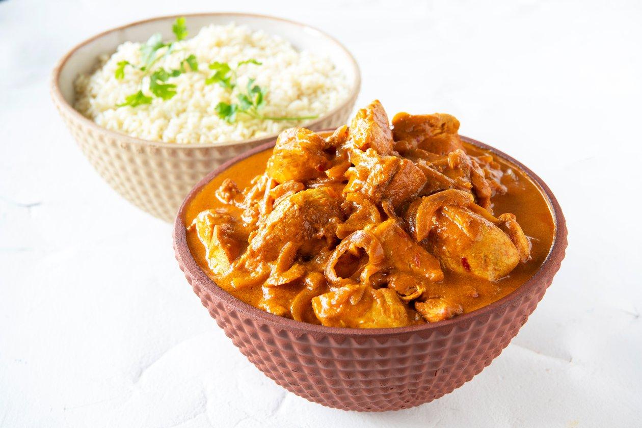Chef Traiteur - Indische kip garam masala  – Recept