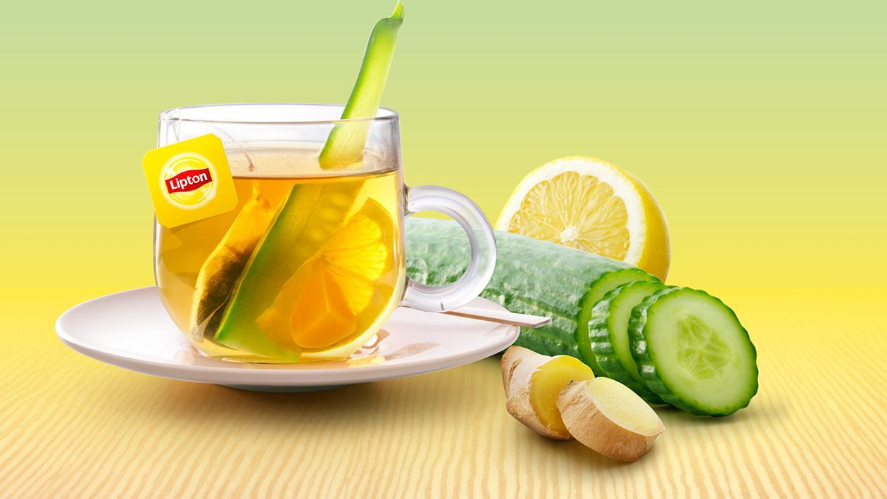 Lipton PerfecT Cucumber Freshness