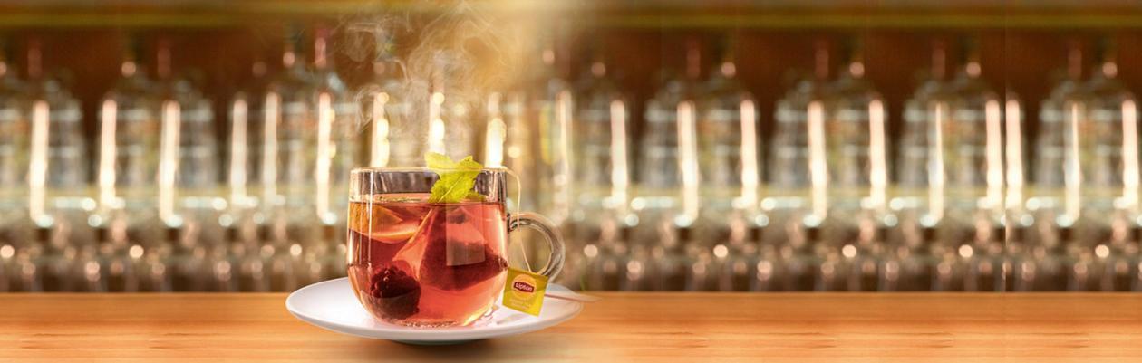 Lipton Tea Cocktail Green Tea Hot Temptation