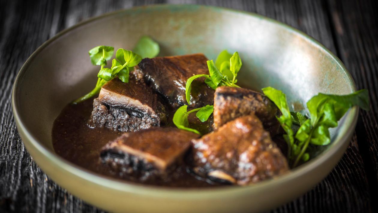 Portobello met Westmalle – Recept