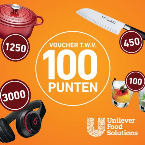 100 cook save punten unilever food solutions - 100 pics solution cuisine ...
