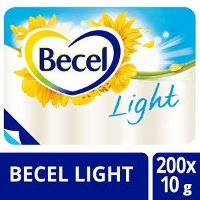 Becel Light 38% portieverpakking 200x10g