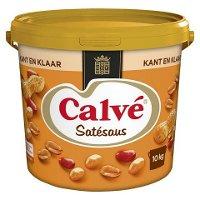Calvé Satésaus Kant-en-Klaar 10kg